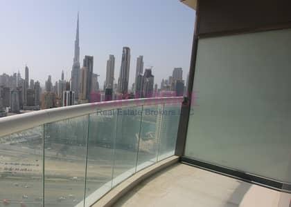 شقة 3 غرف نوم للايجار في الخليج التجاري، دبي - Fully Furnished New 3BR|Burj Khalifa and Canal