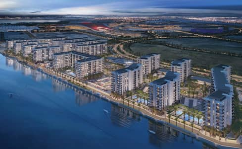 Studio for Sale in Yas Island, Abu Dhabi - Brand New |  Breezy & Beautiful Studio | For Sale