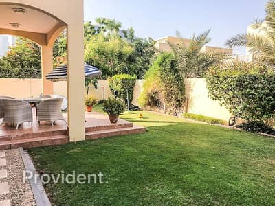 3 Bedroom Villa for Sale in The Meadows, Dubai - Ideal Location | 3 Bed+Maids | Well maintained