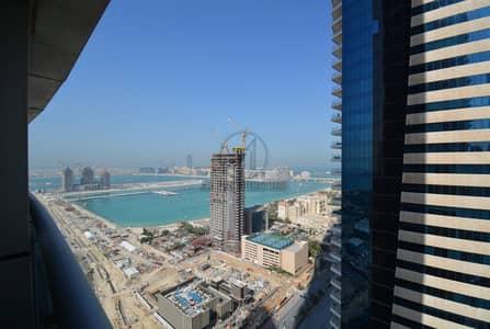 1 Bedroom Apartment for Sale in Dubai Marina, Dubai - Full Sea View | 02 Unit | Rented | High Floor Unit