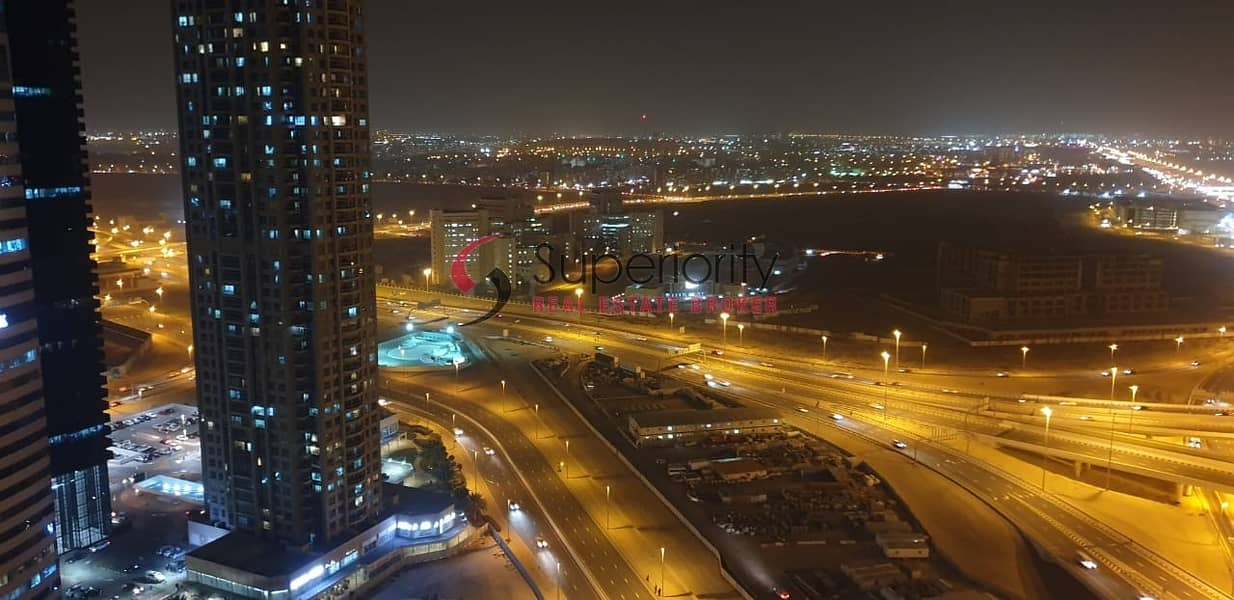 12 With Parking | Unfurnished | 1Bedroom for Sale in New Dubai Gate 2