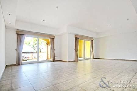 تاون هاوس 2 غرفة نوم للايجار في نخلة جميرا، دبي - 2 Bed | Townhouse | Vacant Now | Sea Views