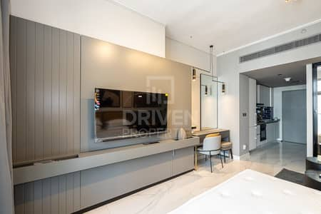 Studio for Rent in Business Bay, Dubai - Cozy and Furnished Studio | Best Location