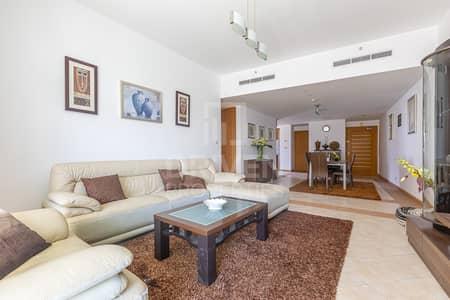 شقة 2 غرفة نوم للبيع في دبي مارينا، دبي - Lovely Apt with Maids Room | Marina View