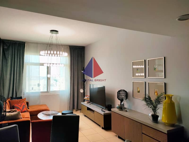 BRAND NEW FULLY FURNISHED  2 BED  SALE @ JUST 520K