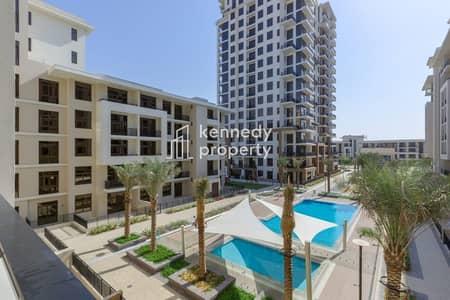 فلیٹ 1 غرفة نوم للبيع في تاون سكوير، دبي - Motivated Seller I Pool View I Ready to Move in