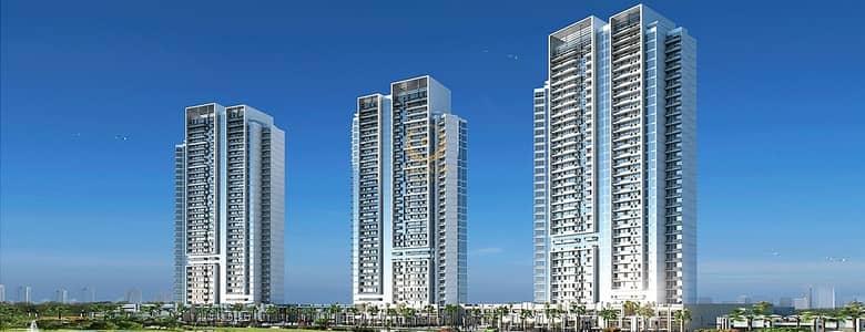 Studio for Sale in DAMAC Hills (Akoya by DAMAC), Dubai - Live in the Luxury | Golf facing apartments