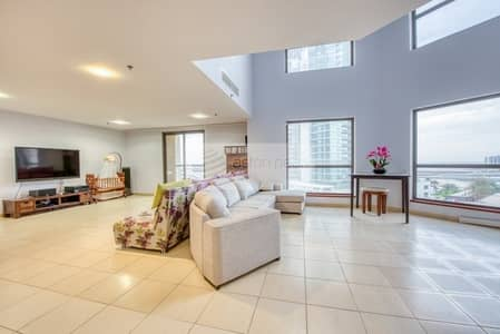 شقة 4 غرف نوم للبيع في جميرا بيتش ريزيدنس، دبي - EXCLUSIVE | 4 BR | Ideal for Family with Children