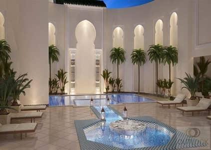 شقة 1 غرفة نوم للايجار في قرية جميرا الدائرية، دبي - Brand New | Free Maintenance | 1 Month Free