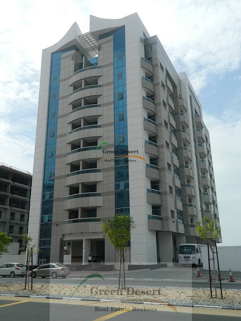 Corner 1 BHK with 2 balcony in Axis 8  DSO