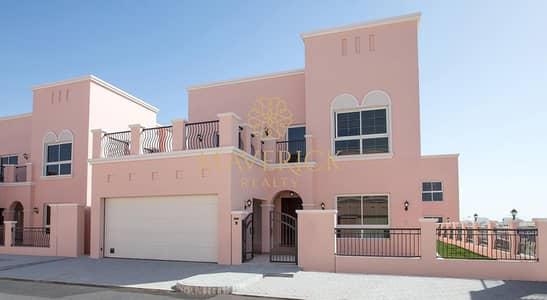 Brand New 4BR Villa+Maids/R | Ready to Move