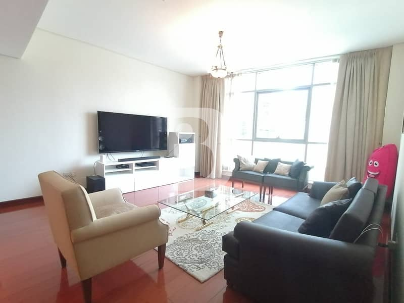 2 UPGRADED FULLY FURNISHED / 1 BEDROOM PLUS STUDY