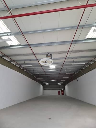 مستودع  للايجار في القوز، دبي - 2000 square feet brand new warehouse for rent suitable for Garage  on First Al Khail. road