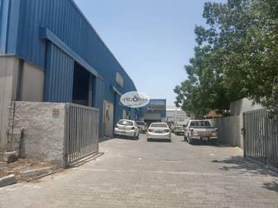 مستودع  للبيع في القصيص، دبي - fully rented out 30000 square feet warehouse for sale in Qusais 4