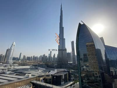 2 Bedroom Apartment for Sale in Downtown Dubai, Dubai - Full Burj View