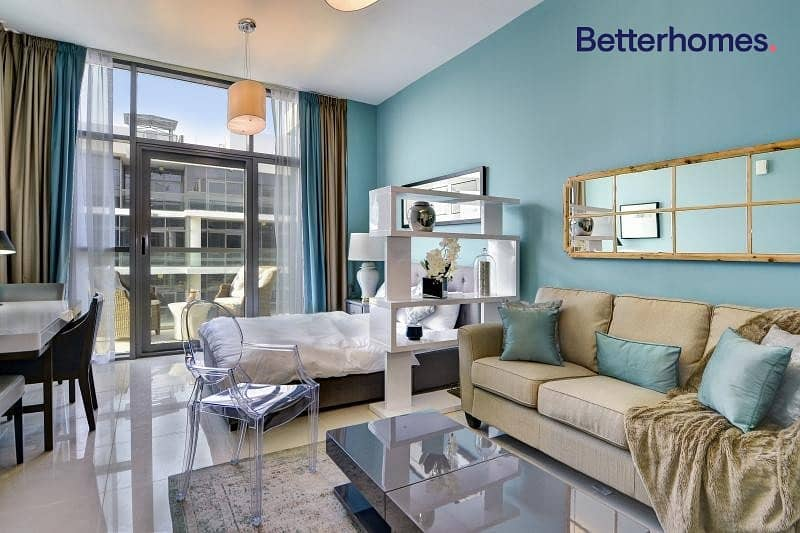 Stylish Furnished Studio | Available in Jun