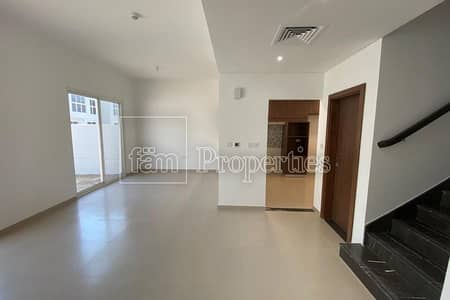 3 Bedroom Villa for Rent in Mudon, Dubai - Single Row Mid Brand New 3 Bed Townhouse For Rent