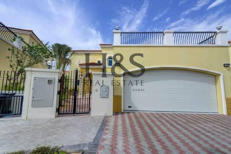 3 Bedroom Villa for Sale in Jumeirah Park, Dubai - Best Deal | Rented Villa | Type Legacy Small | Huge Plot