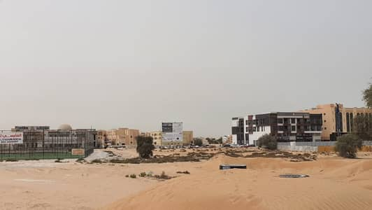 Plot for Sale in Al Tallah 2, Ajman - Land for sale in the best places in Ajman (Sheikh Ammar Street) at an attractive price.