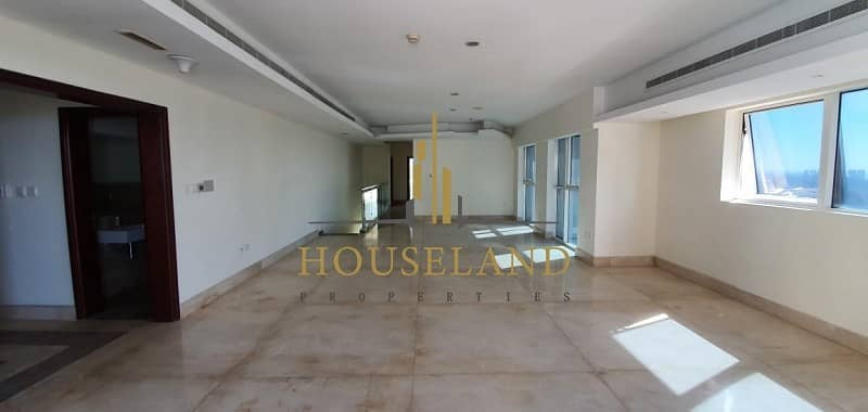 Penthouse 4 Bedrooms+Maid| One Month Free|| Privet Pool
