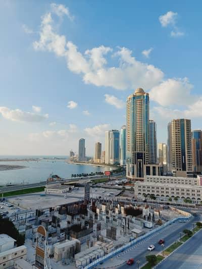 فلیٹ 3 غرف نوم للايجار في الخان، الشارقة - شقة في الخان 3 غرف 52000 درهم - 5058053