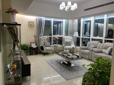 4 Bedroom Apartment for Sale in Al Majaz, Sharjah - Luxurious 4 BHK with two kitchens and a spectacular Seaview  FOR SALE!!