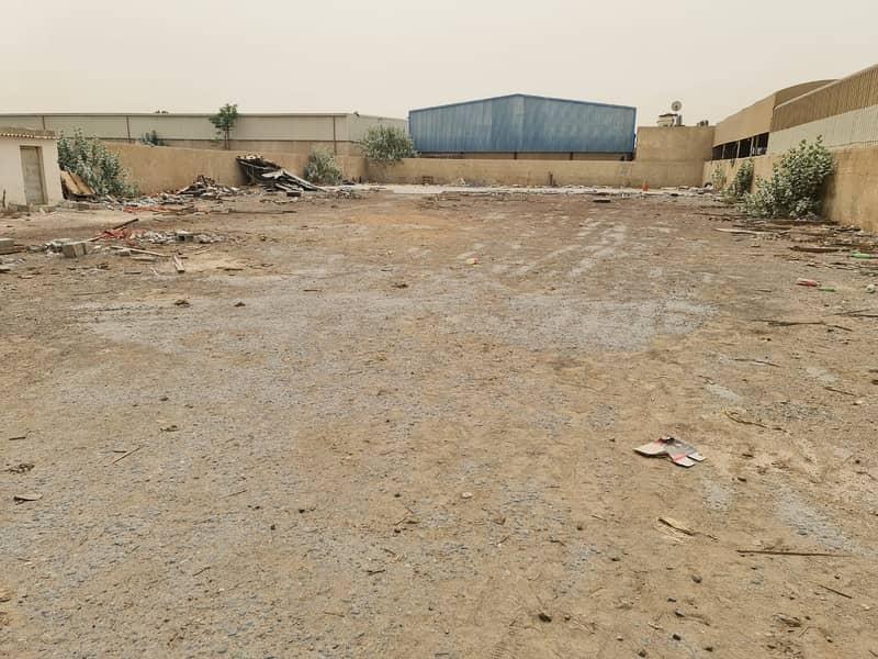 Land for Sale in Ras Al Khor Industrial area