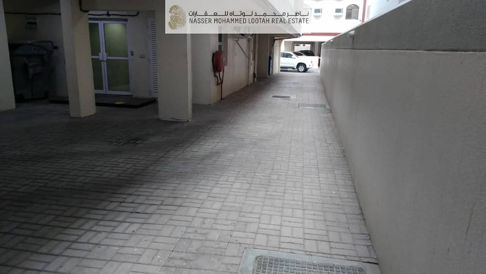11 No commission + 1 month free for a 2 BR flat available Al Hamriya