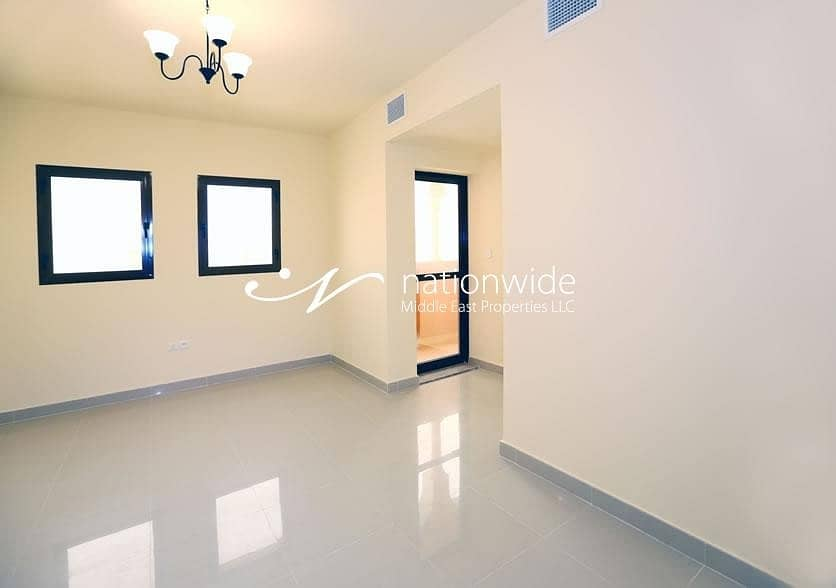 2 A Single Row Villa Great For The Growing Family
