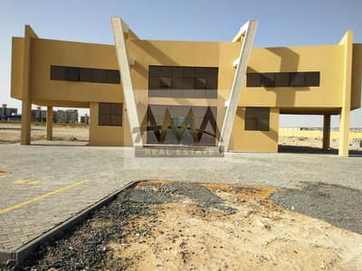 ارض صناعية  للايجار في مجمع دبي الصناعي، دبي - OPEN FENCED YARD OFFC 268