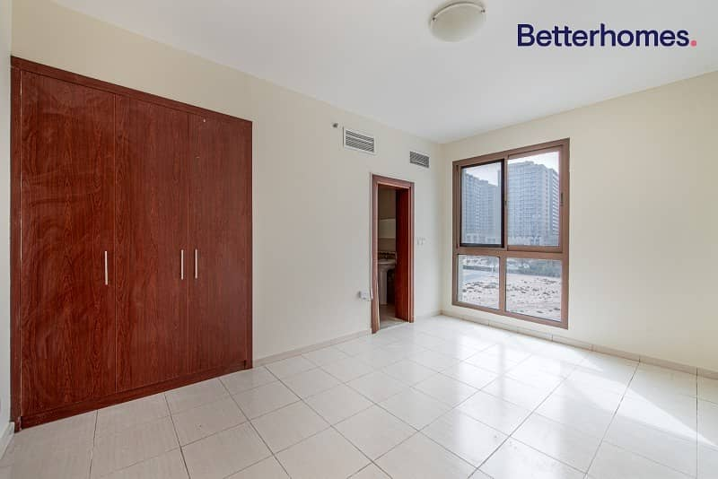 Community View| Low Floor | Unfurnished| Spacious
