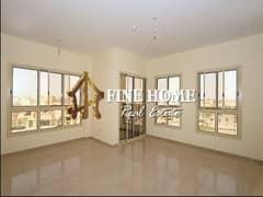 شقة في بوابة الشرق بني ياس 2 غرف 1100000 درهم - 5031232