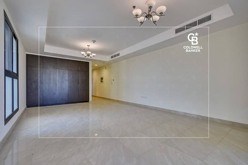 Spacious | Balcony | Well Maintained | Unfurnished