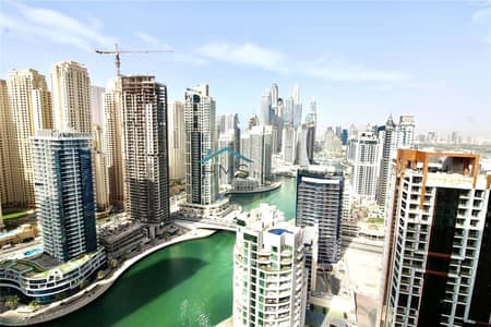 3 Bedroom Apartment for Rent in Dubai Marina, Dubai - Amazing Marina Views | Vacant | Furnished | Spacious