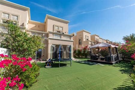 فیلا 3 غرف نوم للبيع في واحة دبي للسيليكون، دبي - Upgraded / Vacant on Transfer / Large Plot