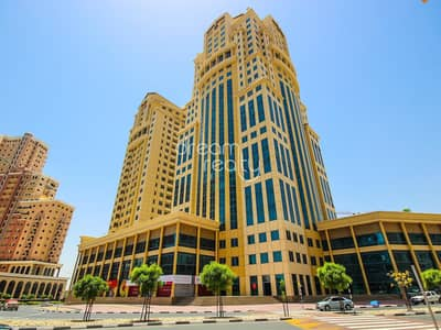 Studio for Sale in Dubai Silicon Oasis, Dubai - Best offer for fully furnished studio in Palace Tower at DSO I rented @ 25000