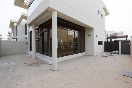 فیلا 3 غرف نوم للايجار في داماك هيلز (أكويا من داماك)، دبي - READY TO MOVE 1st MAY | END UNIT - NEARBY PARK