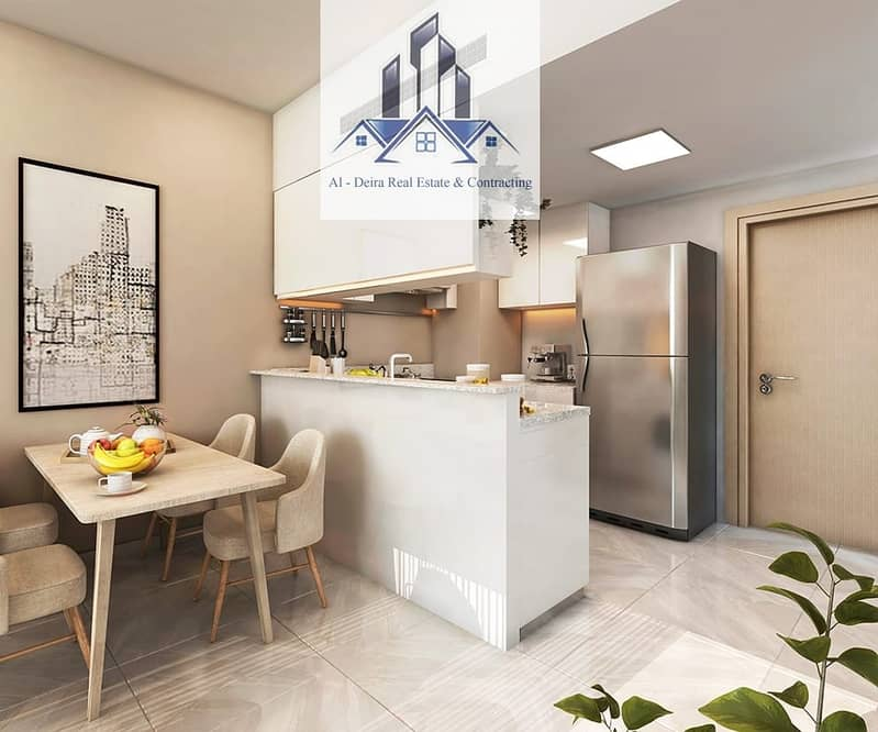 2 Luxurious apartment at a very attractive price !!