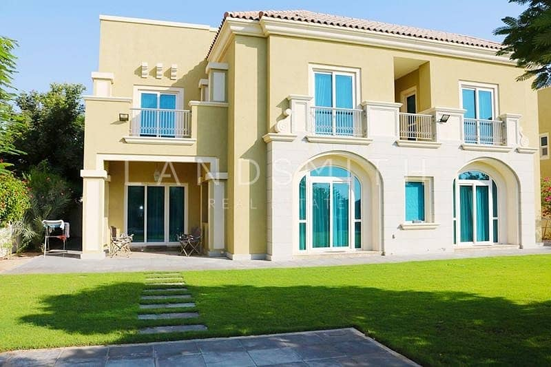 Exclusive | Huge Plot | Golf Course View | Type B1