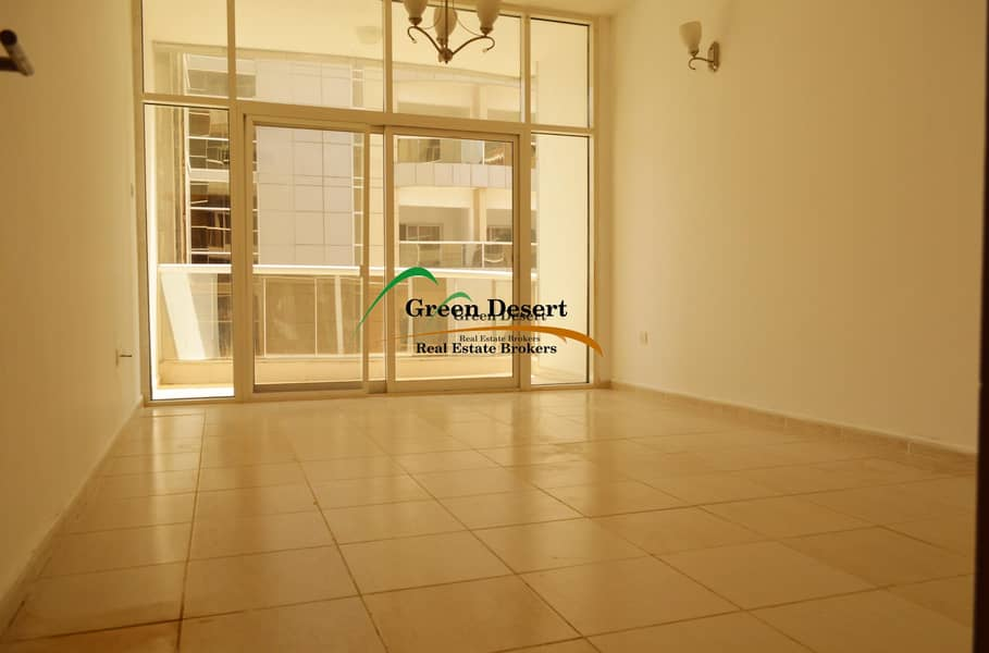 2 Large 1 BHK Closed ktn Pool View Axis 1