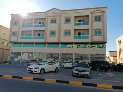 1 Bedroom Apartment for Rent in Al Rawda, Ajman - For rent, Rawda building, new building, first inhabitant, with one month free
