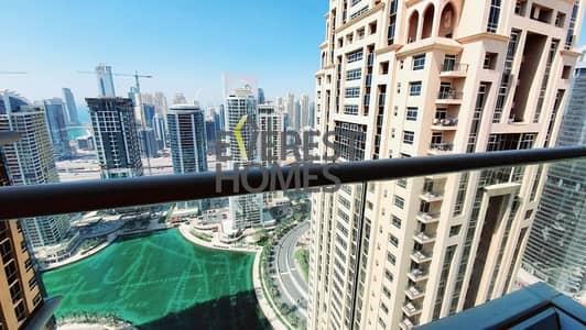 2 Bedroom Flat for Sale in Jumeirah Lake Towers (JLT), Dubai - BIG CORNER 2BED FOR SALE JUST 910K FULL LAKE VIEW