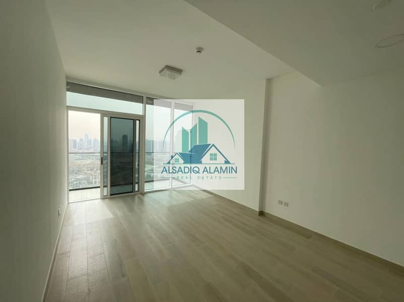 BRAND NEW I 1 BED ROOM I CHILLER FREE I BLOOM TOWERS I JVC I 4 CHEQUES
