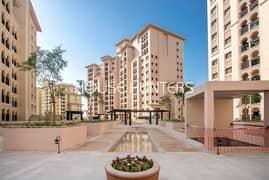 شقة في الأندلس عقارات جميرا للجولف 1 غرف 45000 درهم - 5058935