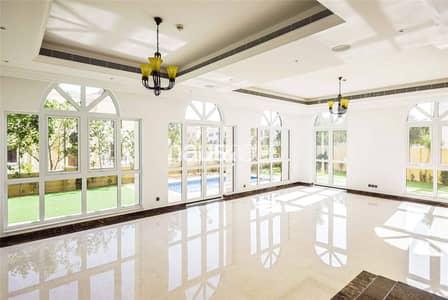 فیلا 6 غرف نوم للبيع في عقارات جميرا للجولف، دبي - Lake view | Maids + Drivers room | Lift
