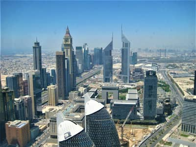 1 Bedroom Flat for Sale in DIFC, Dubai - DIFC View | High Floor| Chiller Free | Best Deal