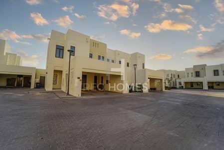 تاون هاوس 4 غرف نوم للبيع في ريم، دبي - 4 bed +Study +Maids|Vacant Unit|View now