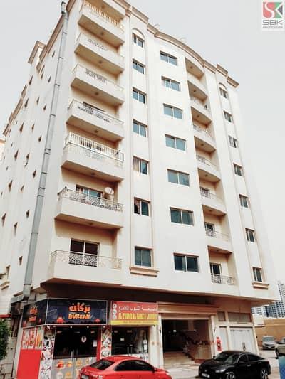 فلیٹ 1 غرفة نوم للايجار في الراشدية، عجمان -  Ajman