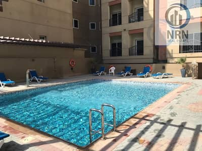 1 Bedroom Apartment for Rent in Jumeirah Village Circle (JVC), Dubai - STUNNING 1BHK WITH KITCHEN EQUIPPED IN DISTRICT 13