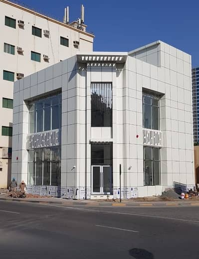 Showroom for Rent in Liwara 1, Ajman - luxury G+1 showroom for rent direct from the owner